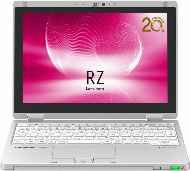 Let's note RZ5 CF-RZ5PFRVS