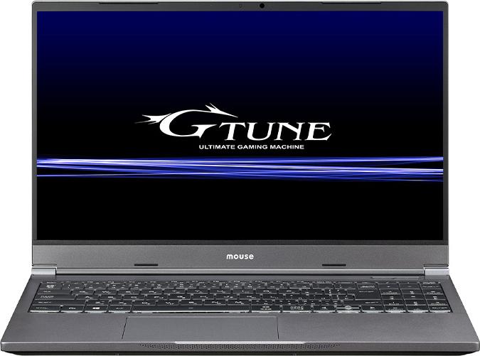 G-Tune E5-165 RTX 3060 NVMe WQHD
