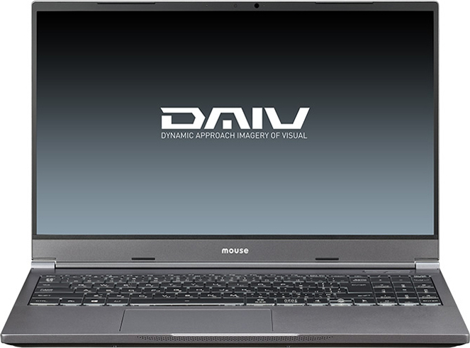 DAIV 5N RTX 3060 NVMe WQHD