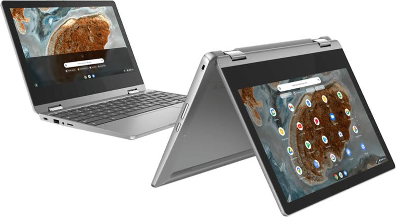 IdeaPad Flex 360 Chromebook Chrome OSMediaTek MT8183 eMMCHD マルチタッチ対応 82KM000LJP