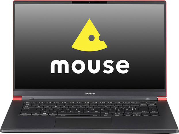 mouse X5-R7-KK-L-B Ryzen 7 4800H NVMe