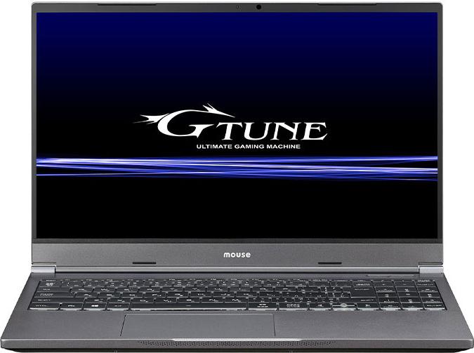 G-Tune E5-165J RTX 3060 NVMe WQHD