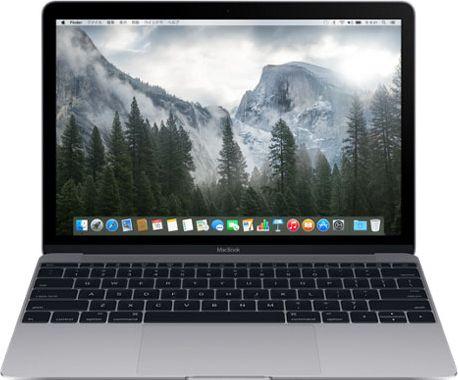 MacBook MJY32J/A