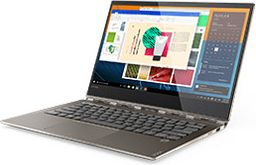 Lenovo YOGA 920 UHD マルチタッチ対応