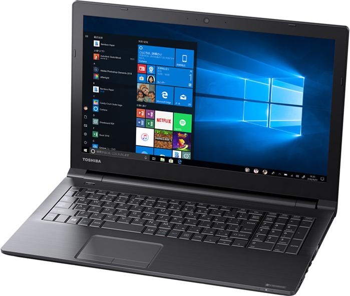 dynabook EZ55/LBSD W6EZ55BLBB-K