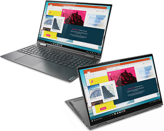 Lenovo Yoga C740 マルチタッチ対応 81TD005GJP