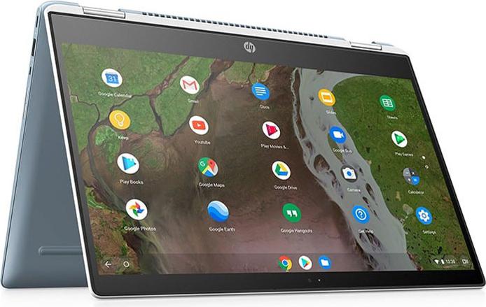 Chromebook x360 14-da0000