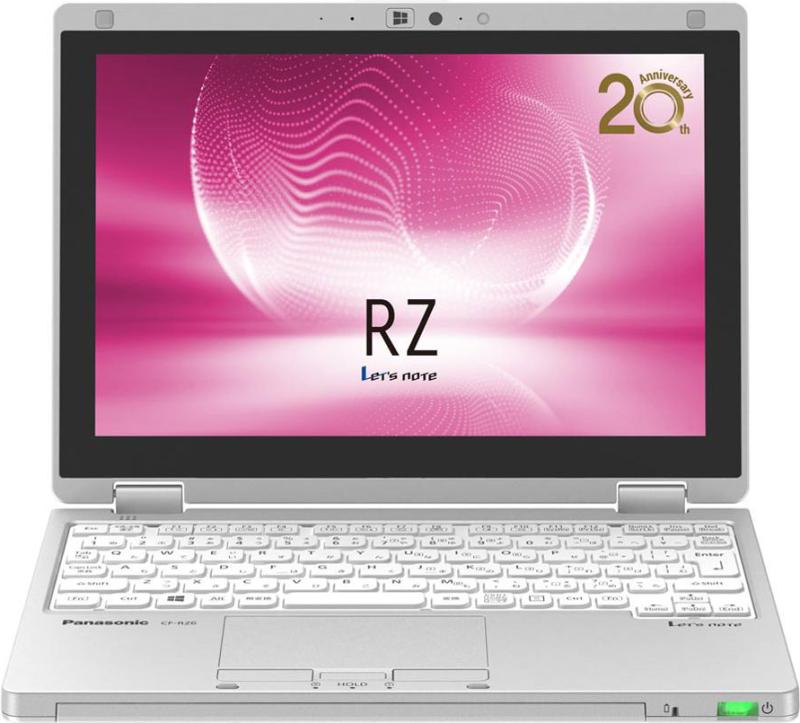 Let's note RZ6 CF-RZ6DDFPR