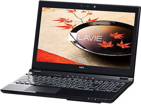LAVIE Direct NS(H) PC-GN256BAD6