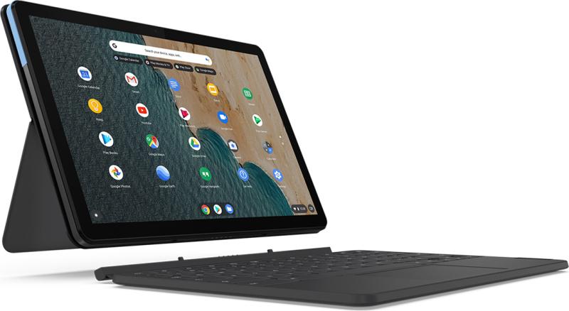 IdeaPad Duet Chromebook Chrome OSMediaTek Helio P60T eMMC WUXGA IPS マルチタッチ対応 ZA6F0019JP