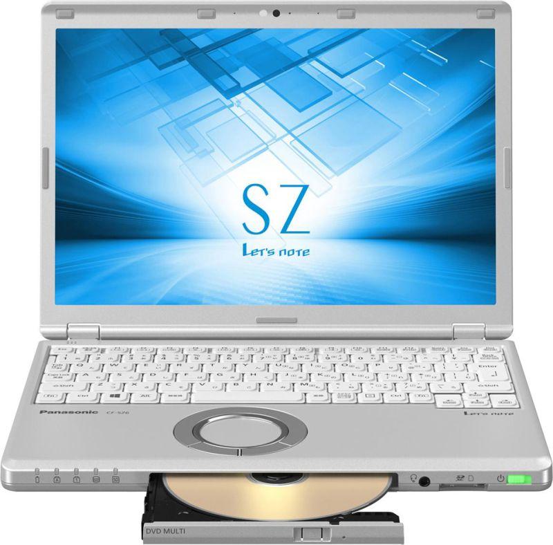 Let's note SZ6 CF-SZ6HMCVS