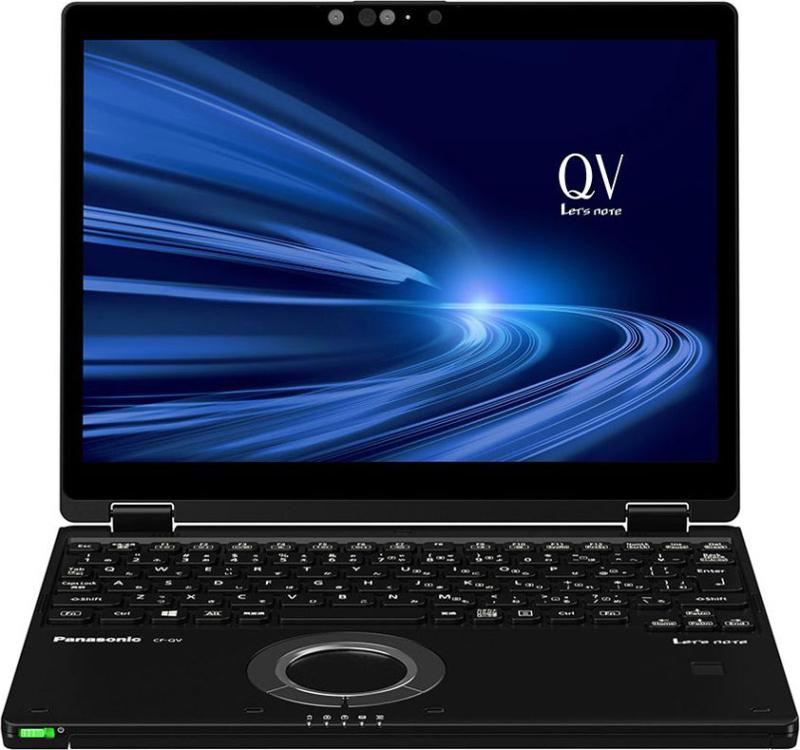 Let's note QV9 CF-QV9EFNQR SIMフリー