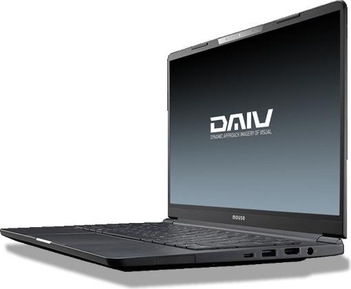 DAIV 4N-H MX250 NVMe