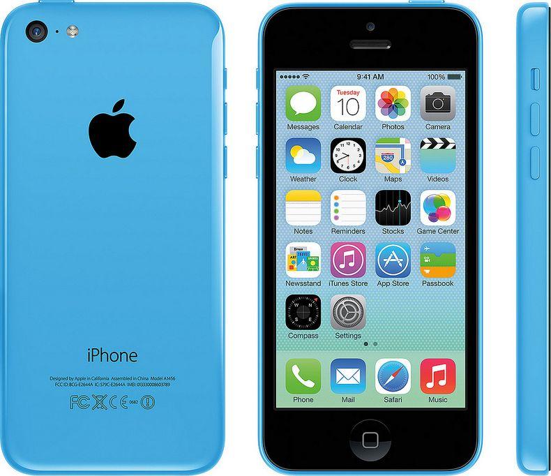 iPhone 5c 16GB SIMフリー