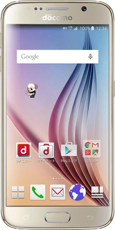Galaxy S6 SC-05G docomo