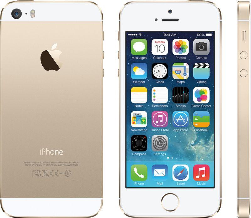 iPhone 5s 16GB SIMフリー