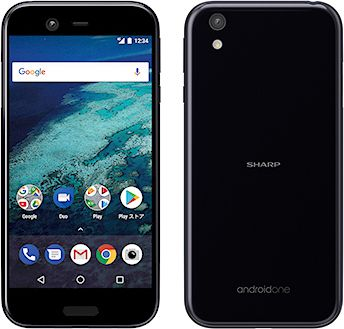 Android One X1 ワイモバイル
