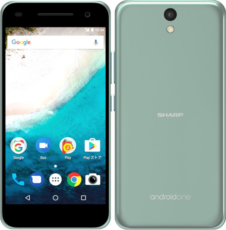 Android One S1 ワイモバイル