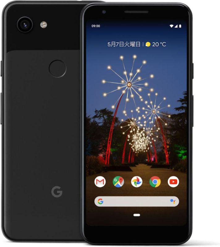 Google Pixel 3a docomo