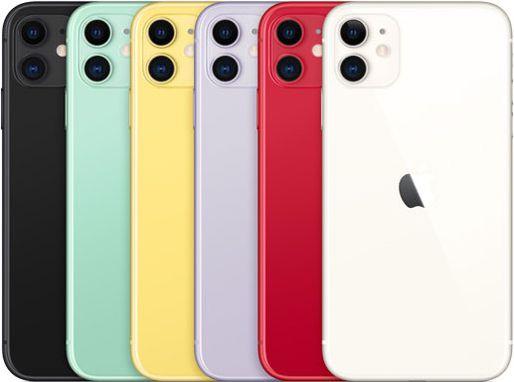 iPhone 11 256GB au