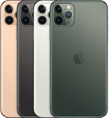 iPhone 11 Pro Max 512GB au