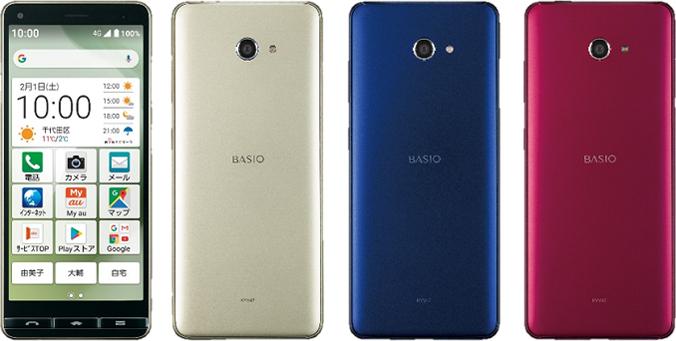 BASIO4 au