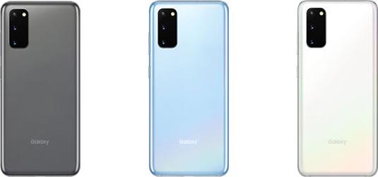 Galaxy S20 5G SC-51A docomo