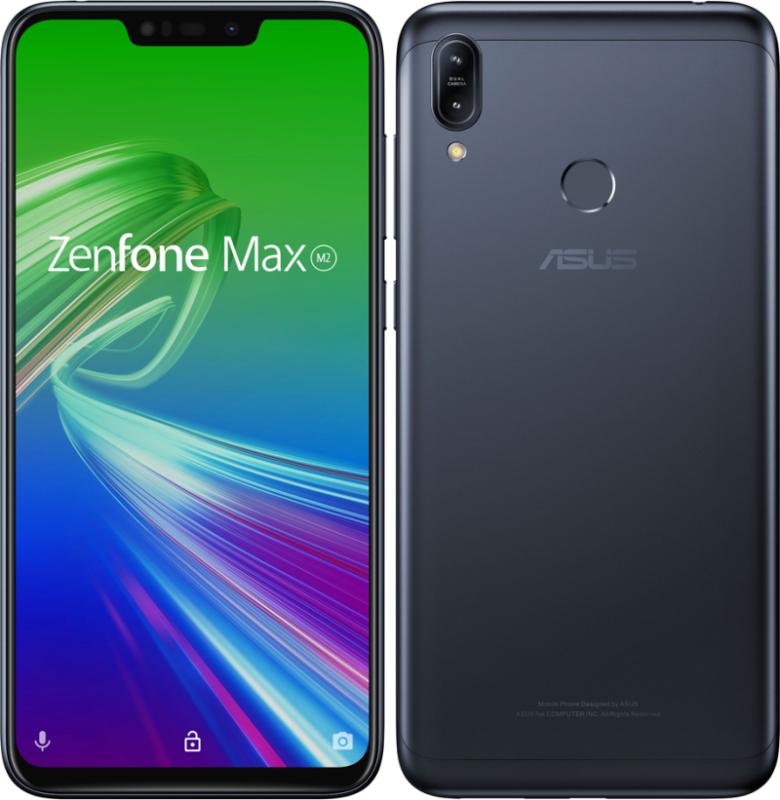 ZenFone Max (M2) 64GB SIMフリー