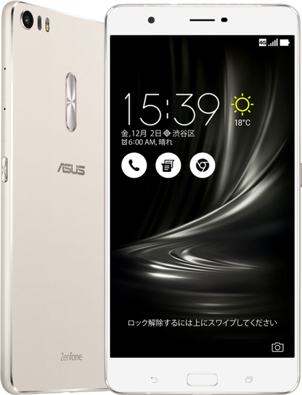 ZenFone 3 Ultra SIMフリー