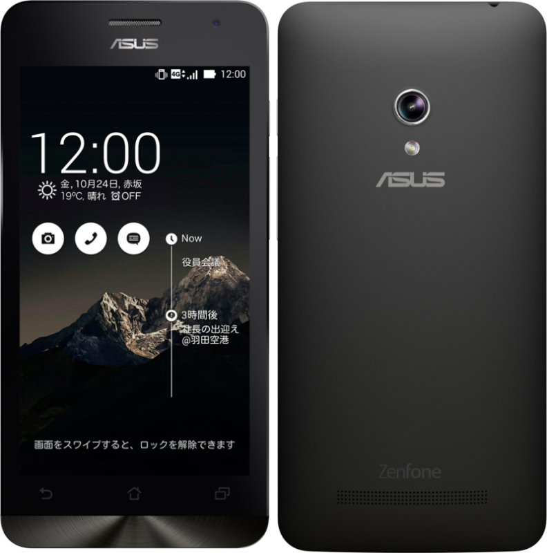 ZenFone 16GB SIMフリー