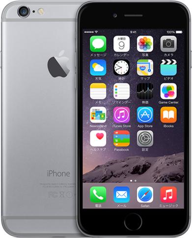 iPhone 6 16GB SIMフリー