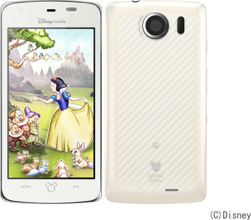 DM010SH ディズニー・モバイル SoftBank