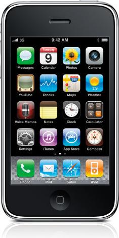 iPhone 3GS 16GB SoftBank