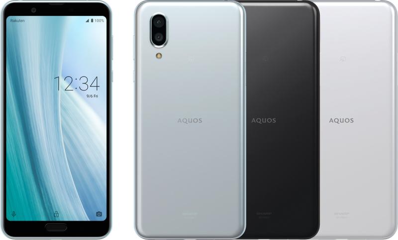 AQUOS sense3 plus SH-RM11 SIMフリー