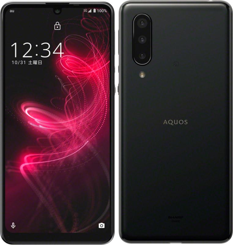 AQUOS zero5G basic DX SHG02 au