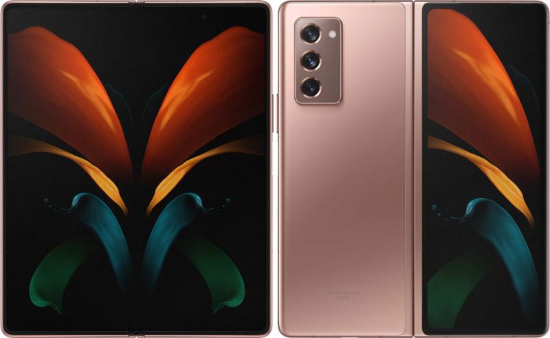 Galaxy Z Fold2 5G SCG05 au