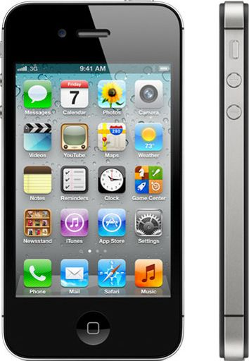 iPhone 4S 16GB SoftBank