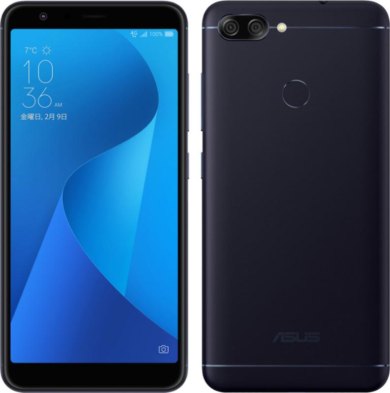ZenFone Max Plus (M1) SIMフリー ZB570TL