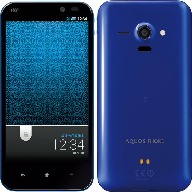 AQUOS PHONE SERIE SHL22 au