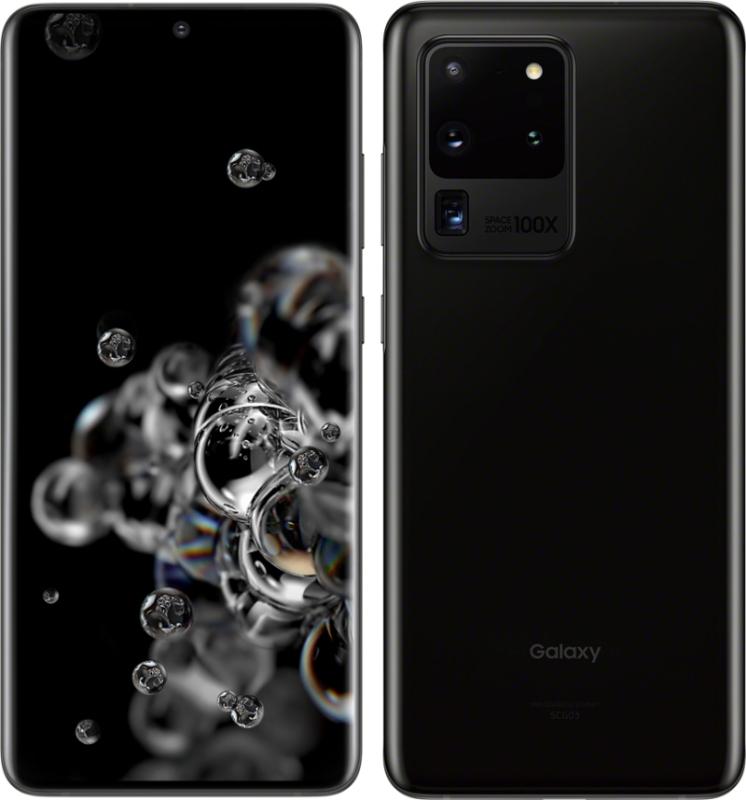 Galaxy S20 Ultra 5G SCG03 au