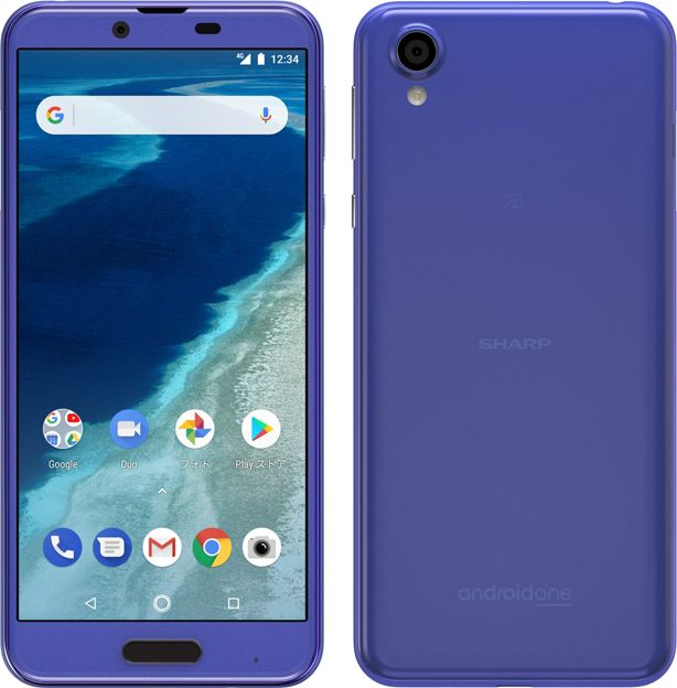 Android One X4 ワイモバイル