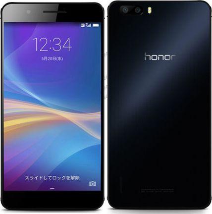 honor6 Plus SIMフリー