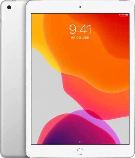 iPad 第7世代 Wi-FiCellular (2019) au