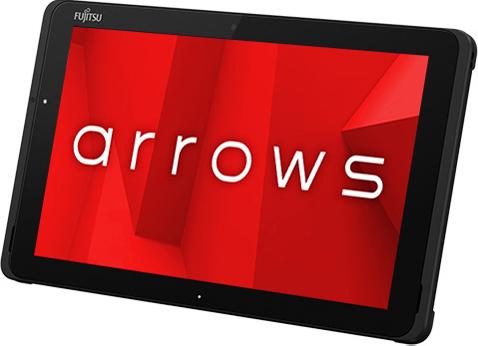 arrows Tab QHシリーズ WQ2/D1 KCWQ2D1A006 Celeron N4100eMMCスーパーマルチドライブ付属
