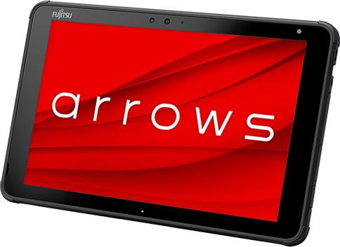 arrows Tab QHシリーズ WQ2/E1 KCWQ2E1A014 Celeron N4100eMMCスーパーマルチドライブ付属