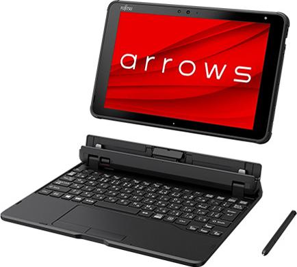 arrows Tab QHシリーズ WQ2/E1 KCWQ2E1A018 Celeron