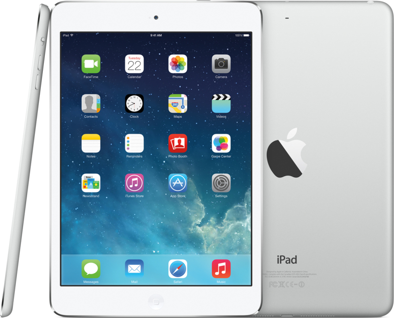 iPad mini 2 Wi-FiCellular au