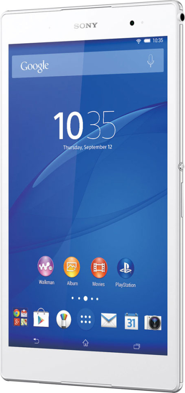 Xperia Z3 Tablet Compact Wi-Fi