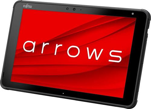 arrows Tab QHシリーズ WQ2/F1 KCWQ2F1A006 Celeron N5100eMMCスーパーマルチドライブ付属