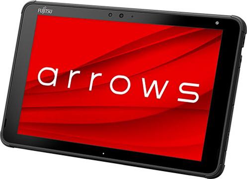 arrows Tab QHシリーズ WQ2/F1 KCWQ2F1A014 Celeron N5100eMMCスーパーマルチドライブ付属